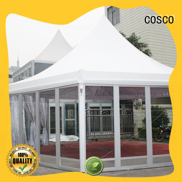 COSCO party wedding tent long-term-use anti-mosquito