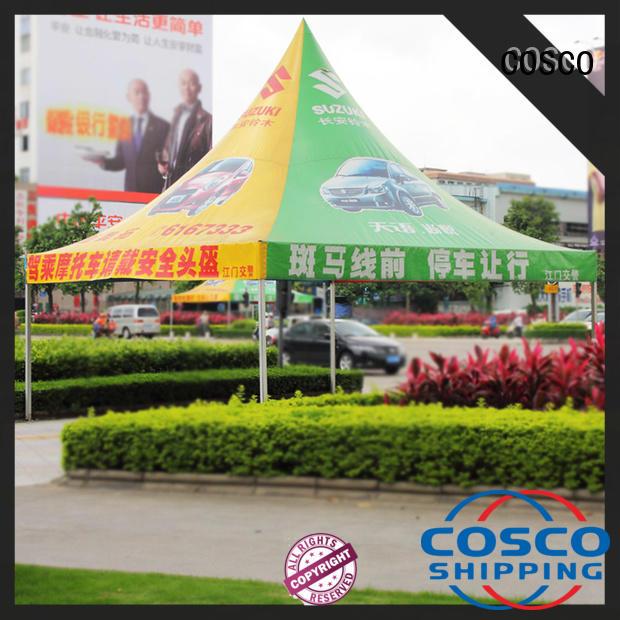 COSCO party outdoor gazebo tent in-green