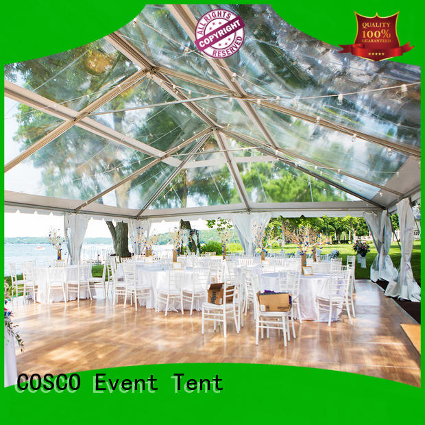 COSCO party tents for sale