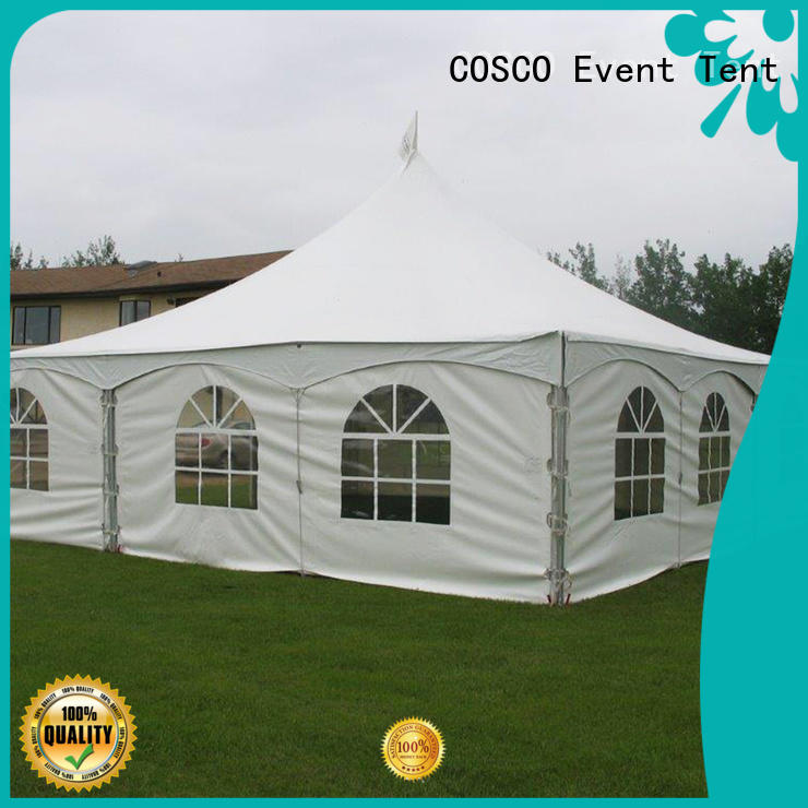 COSCO gradely frame tents prices effectively rain-proof