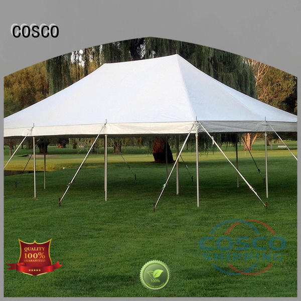 COSCO 40x60ft party canopy popular for disaster Relief