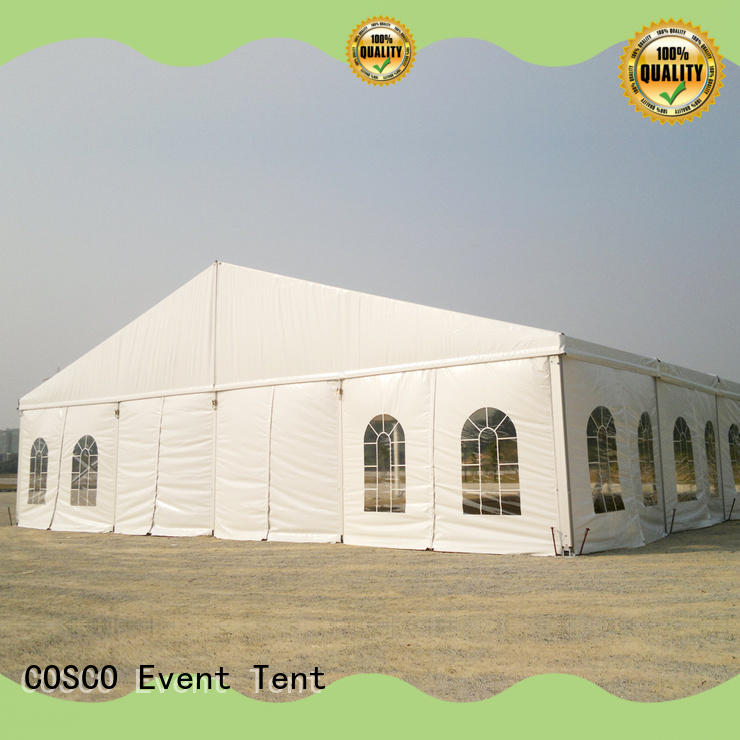 COSCO tent party tents for sale marketing Sandy land