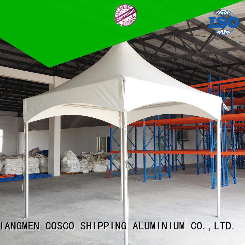 COSCO fine- quality party marquee effectively grassland