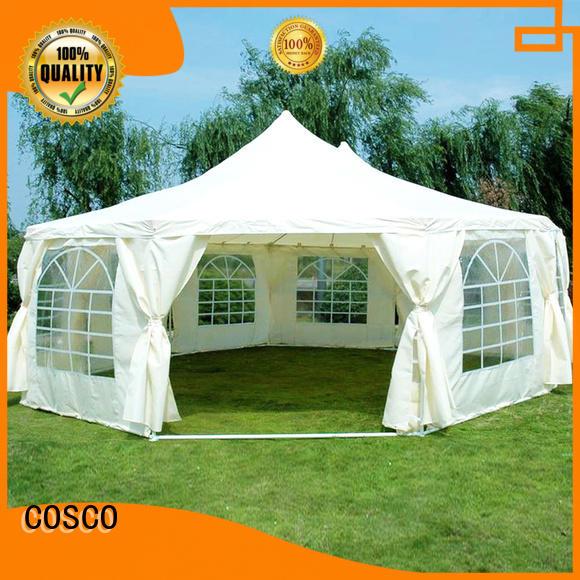 COSCO best gazebo tent supplier rain-proof