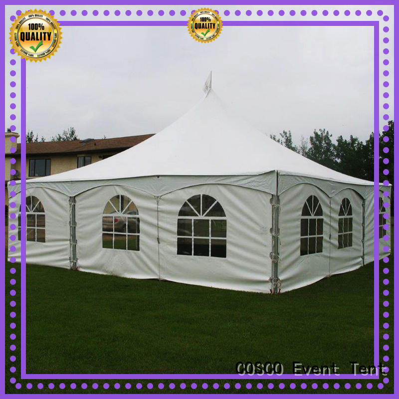 COSCO outdoor frame tents for sale marketing rain-proof