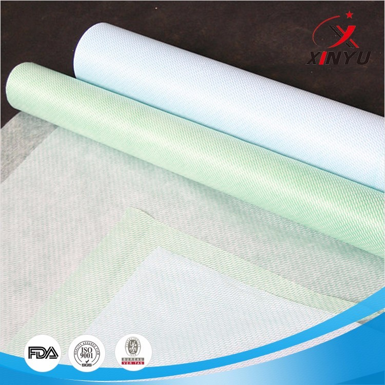 New Products 2018 Household Items Printed Nonwoven Cleaning Wipes