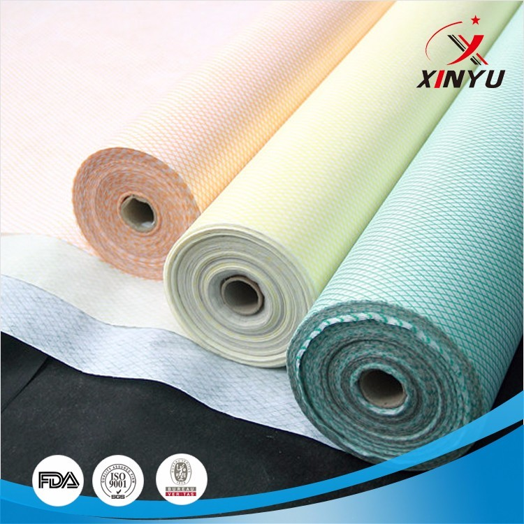 Quality non-woven cleaning wipes