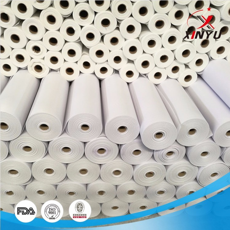 chemical bond fusible nonwoven interlining fabric