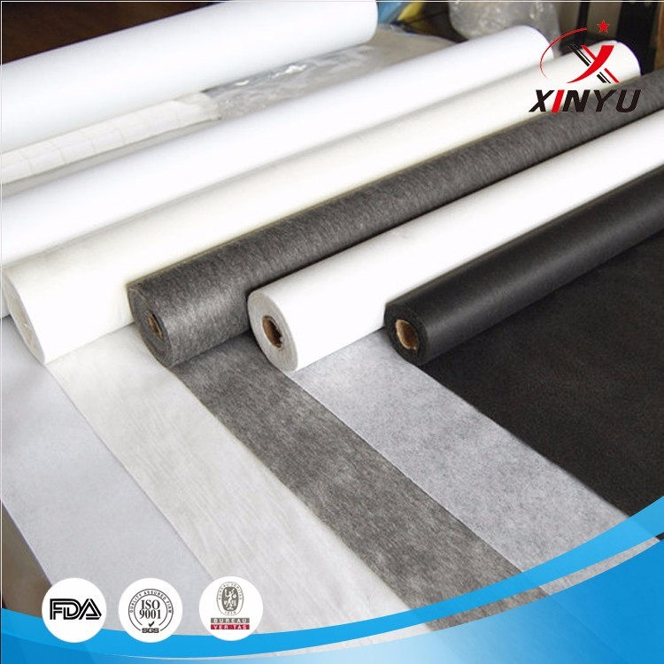 fusible non woven adhesive interlining