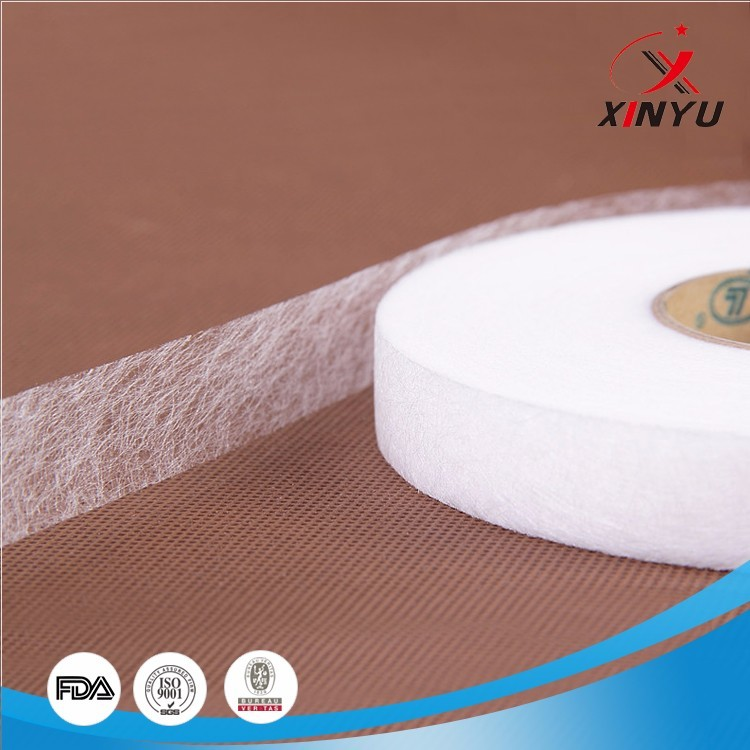 double sided fusible interlining