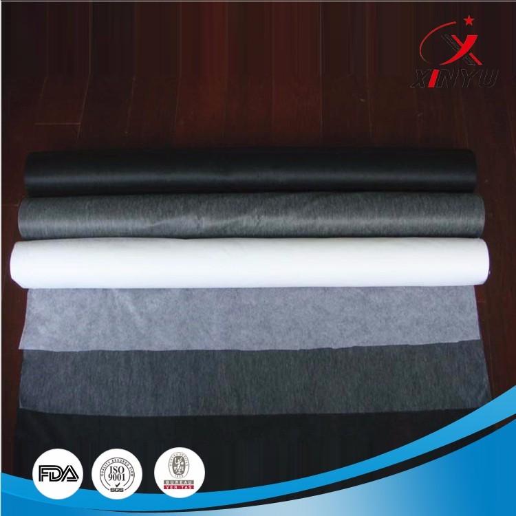 MT1025 nonwoven interlining fabric