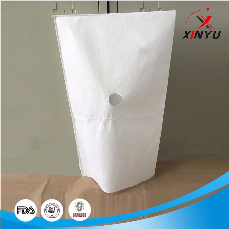 non woven filter cloth specification