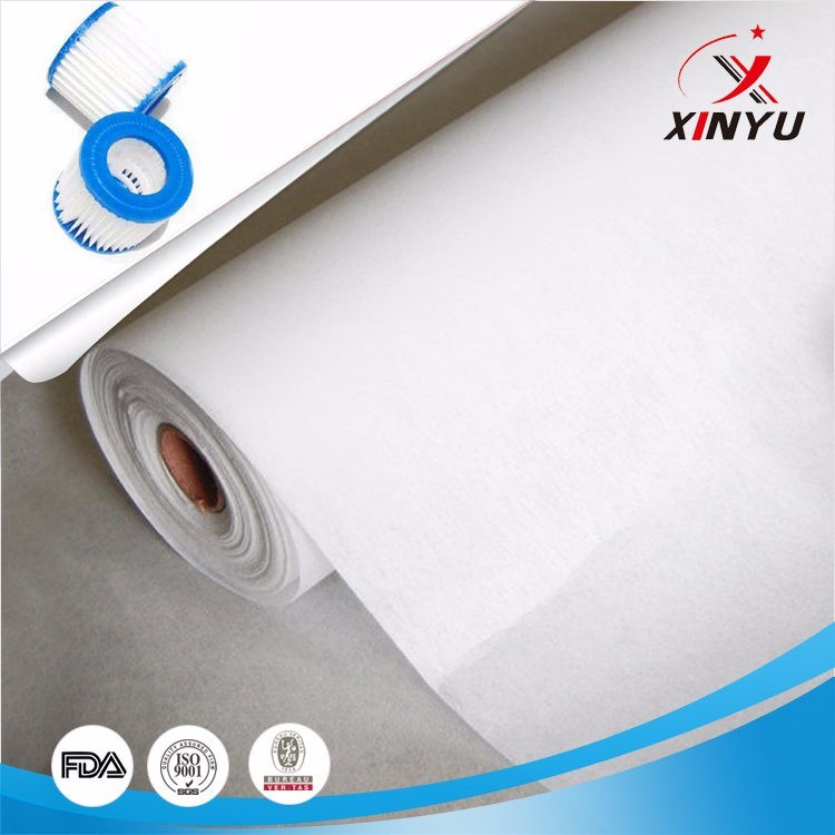 non woven filter paper manufacturers