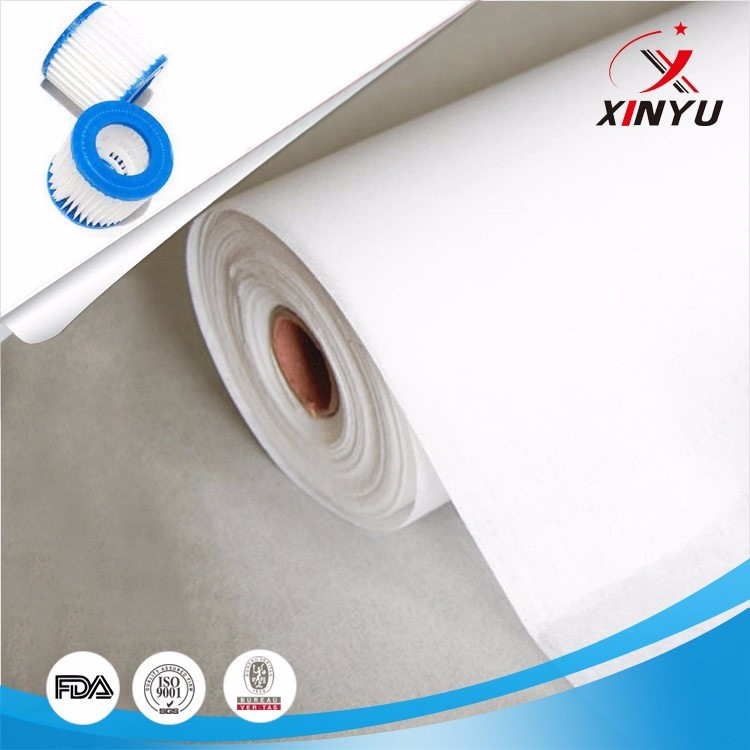 non woven water filter paper