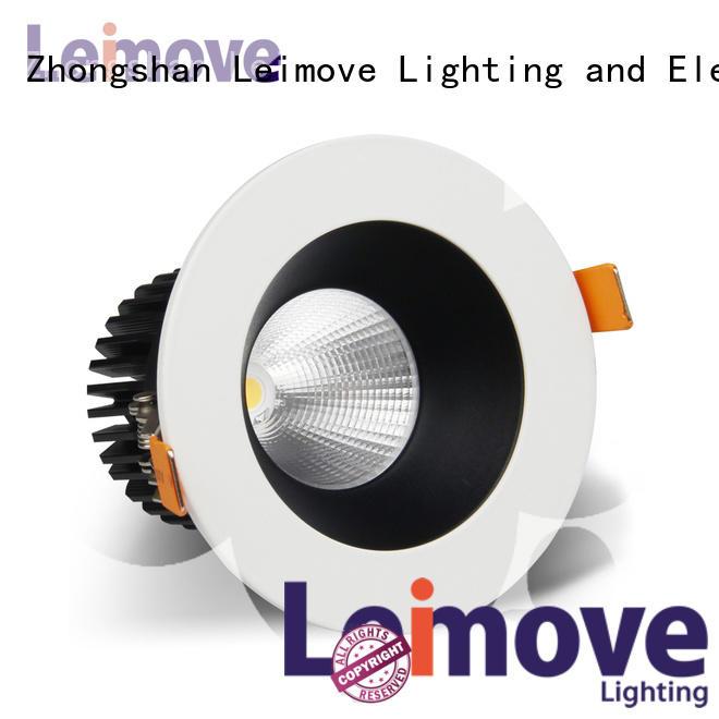 Leimove silver-gold best led spotlight ultra bright for wholesale