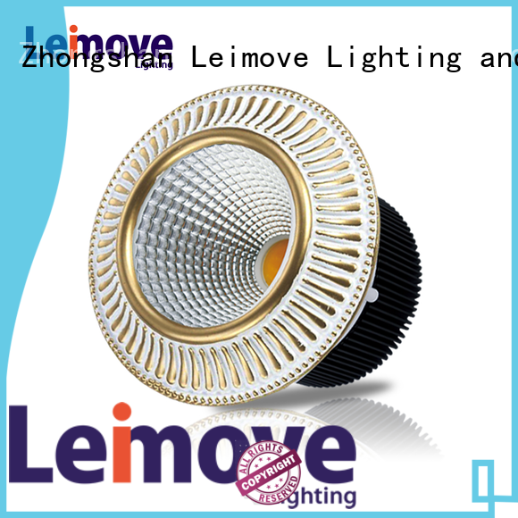 recessed outdoor led downlights cob white milky for wholesale