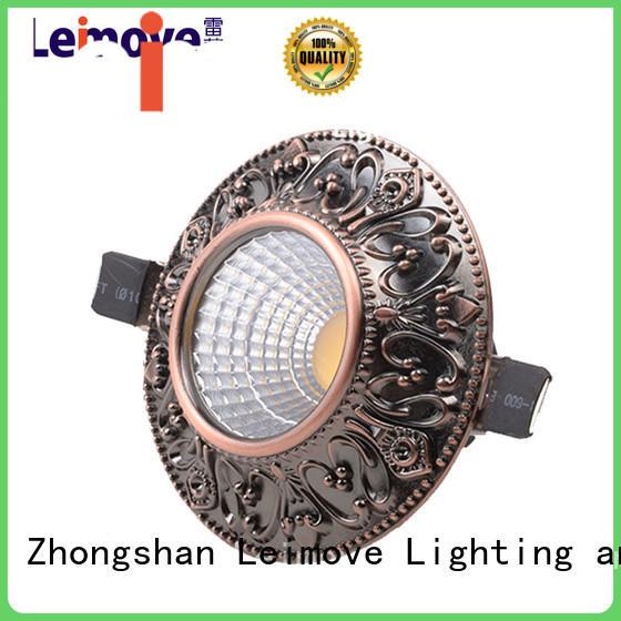 Leimove years warranty slim led downlights custom made for wholesale