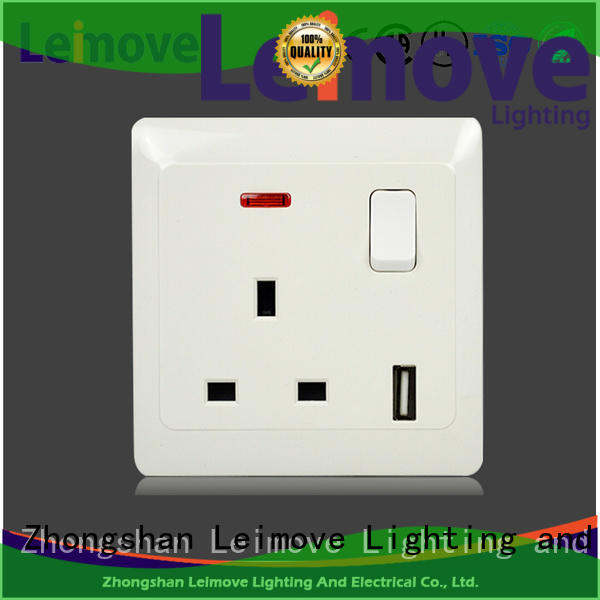 Leimove highly-rated plug socket easy cleaning by bulk