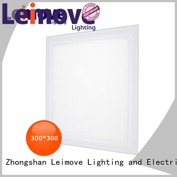 Leimove eye-protection led panel light bulk production for sale
