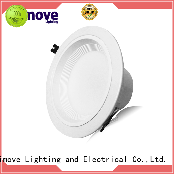 Leimove recessed adjustable led downlights custom made for customization