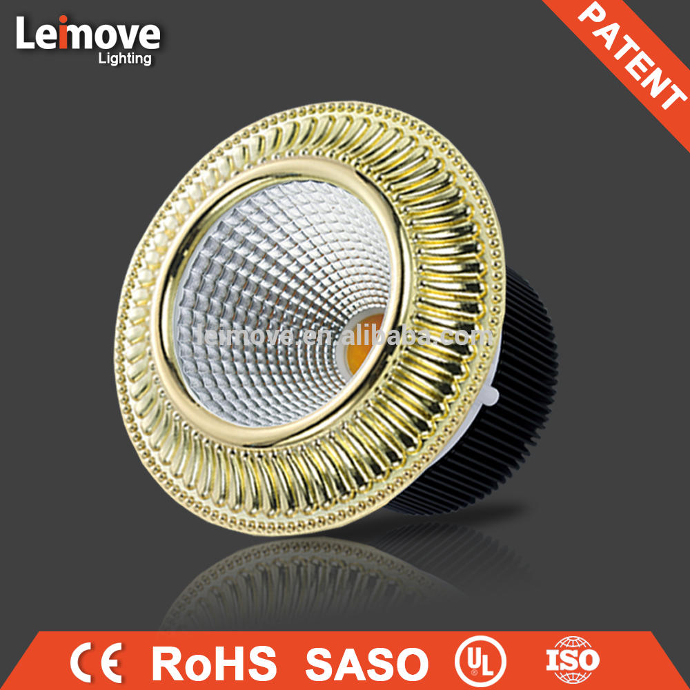 Dim to warm Ac100-240V adjustable mini round adjustable led downlight