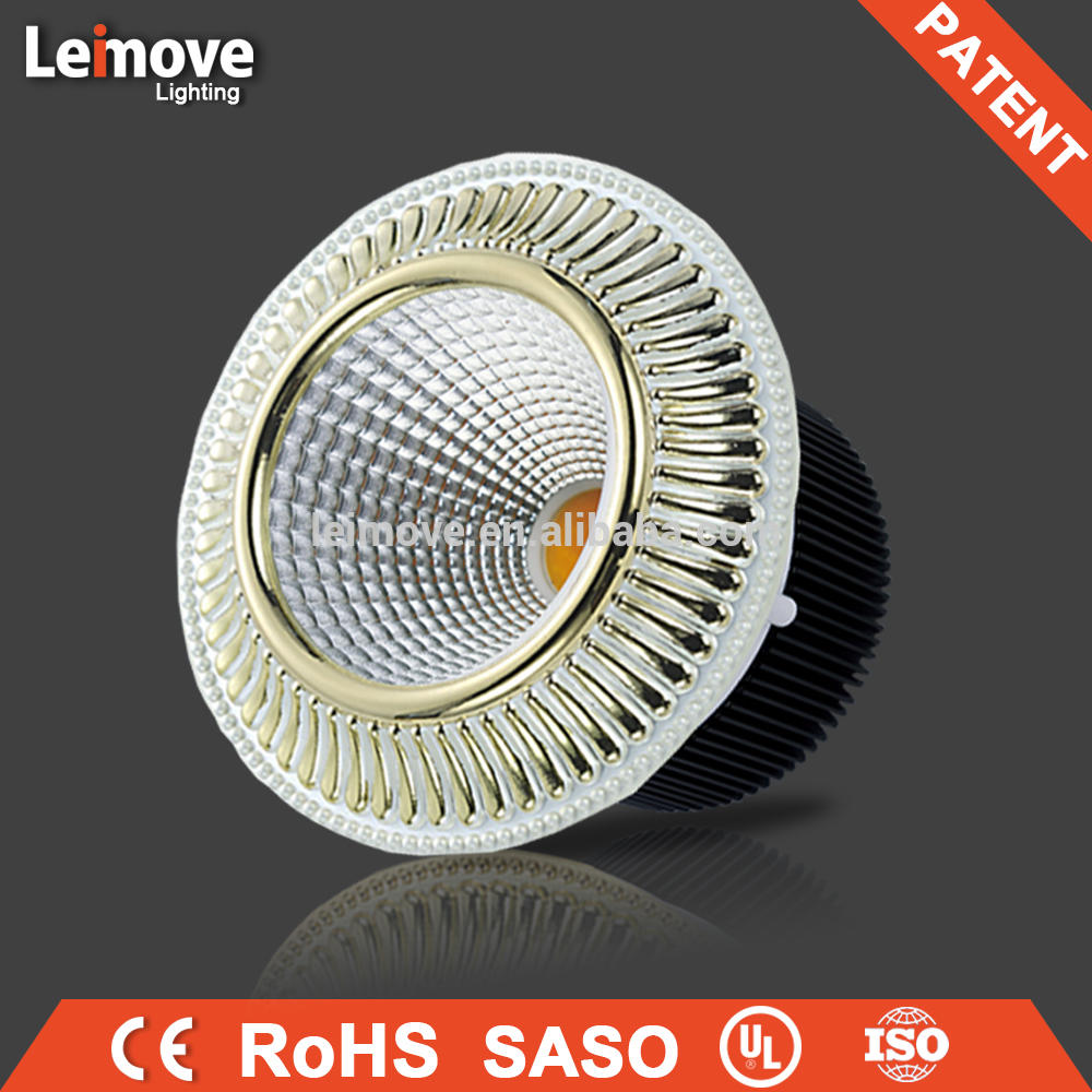 Dim to warm Ac100-240V adjustable mini round adjustable led downlight