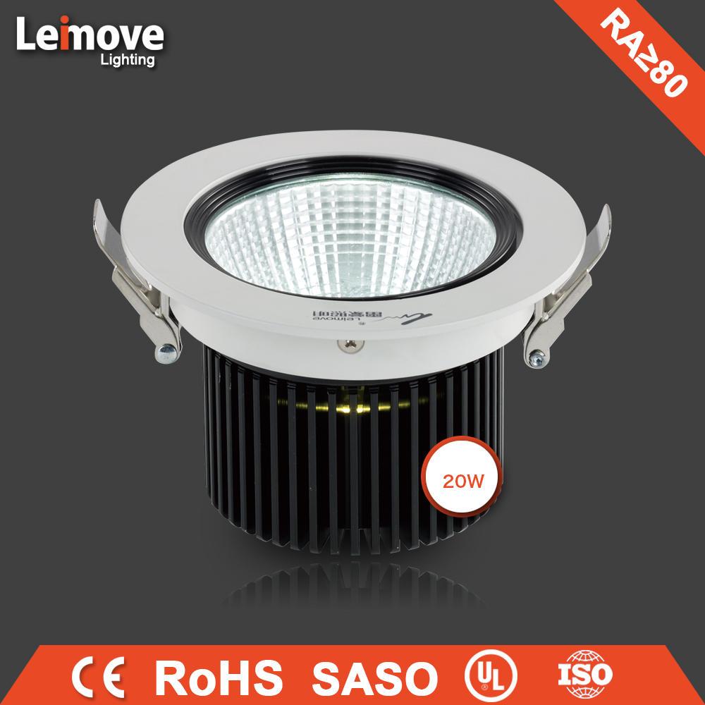 Hot sale 3000K/4000K/6000K 5w smd recessed led downlight ul traslim