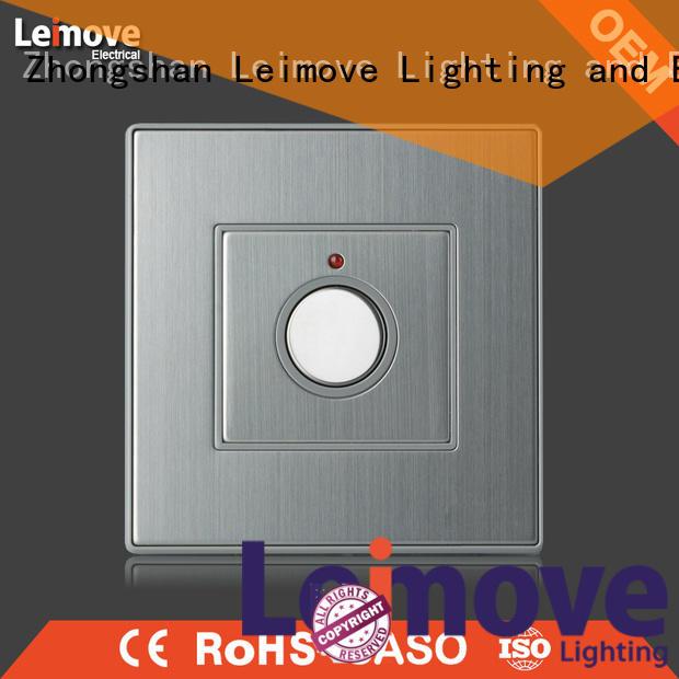 Leimove highly-rated plug socket easy assembly bulk production