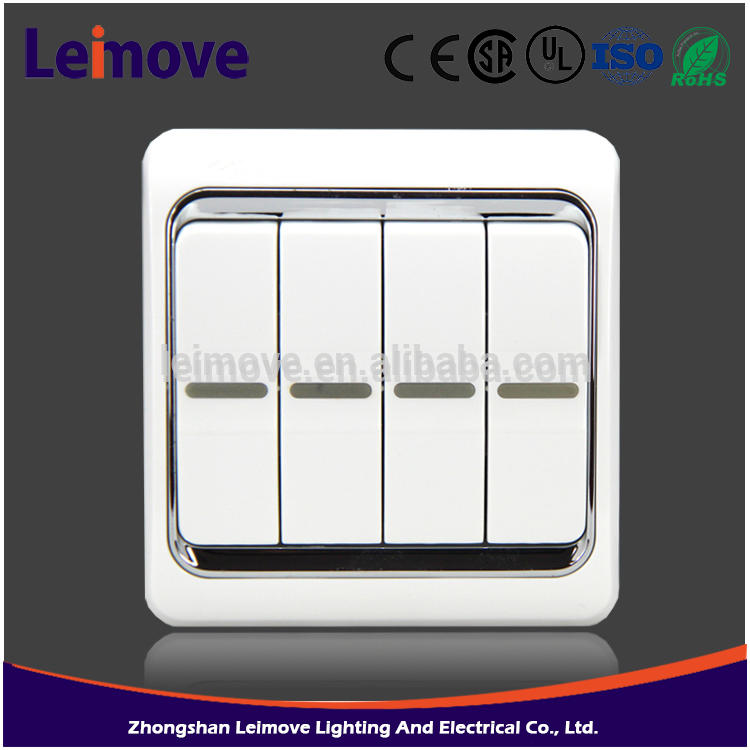 1Gang american switch with 3 years warranty cheap goods from china