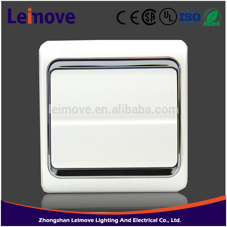 1Gang smart home switch with 3 years warranty products you can import from china