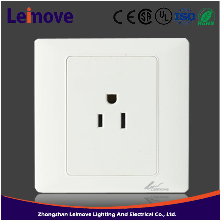 Remote smart Leimove electric switch for home and hotelpower plug usa