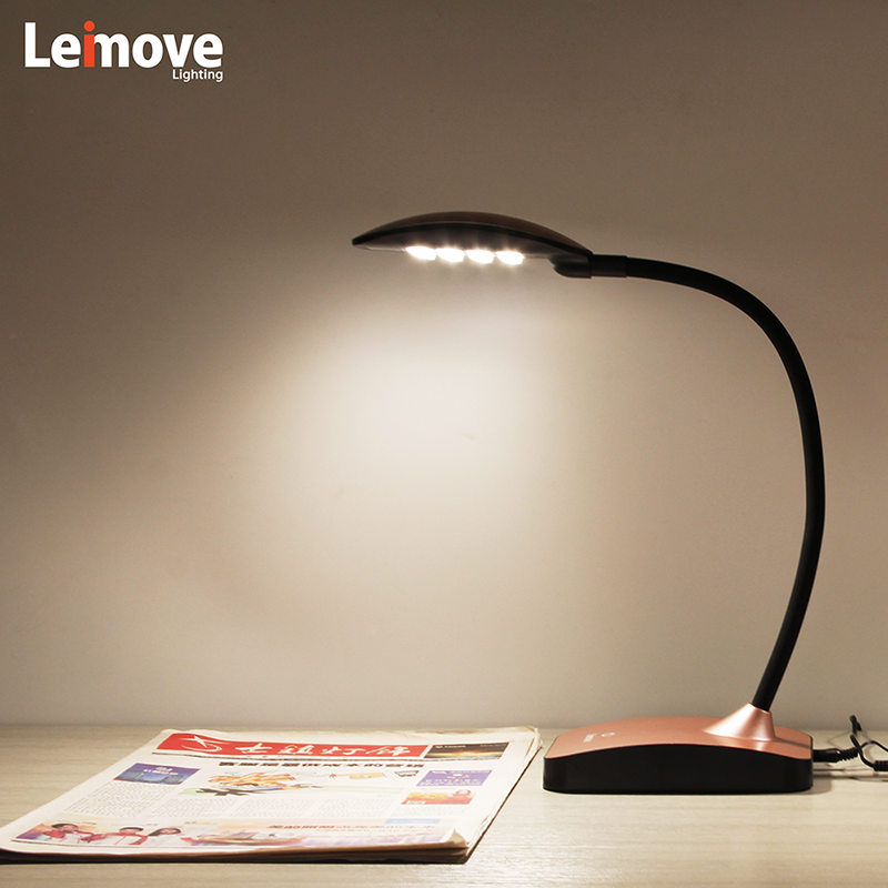 Fully dimmable from 100% to 10% high-ranking economic price 4000K table lamp