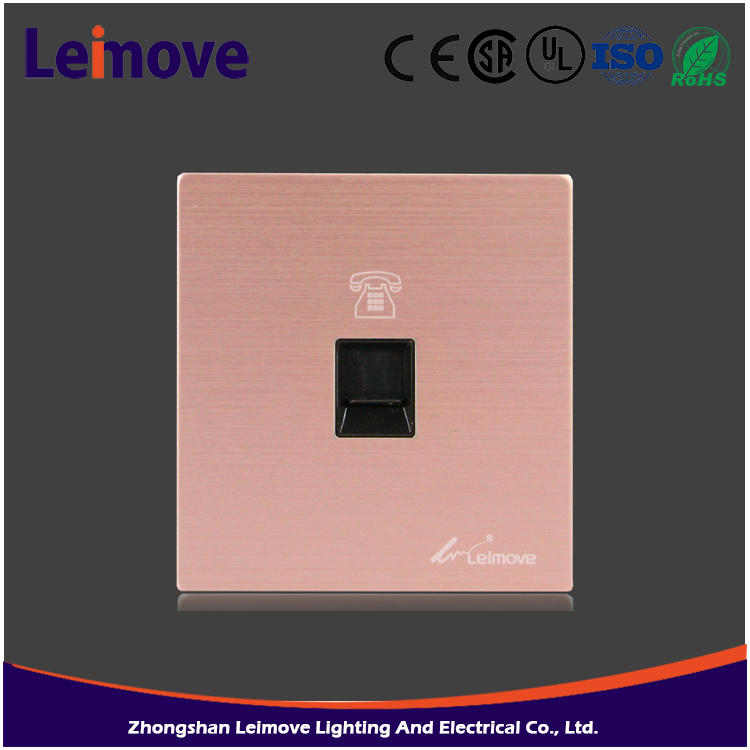 2017 New design electrical wall switch