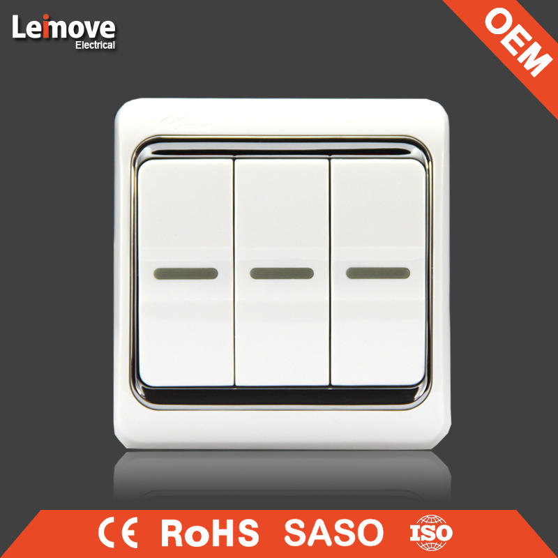 Best trading products European and Classic electrical switch socket fan speed control wall switch