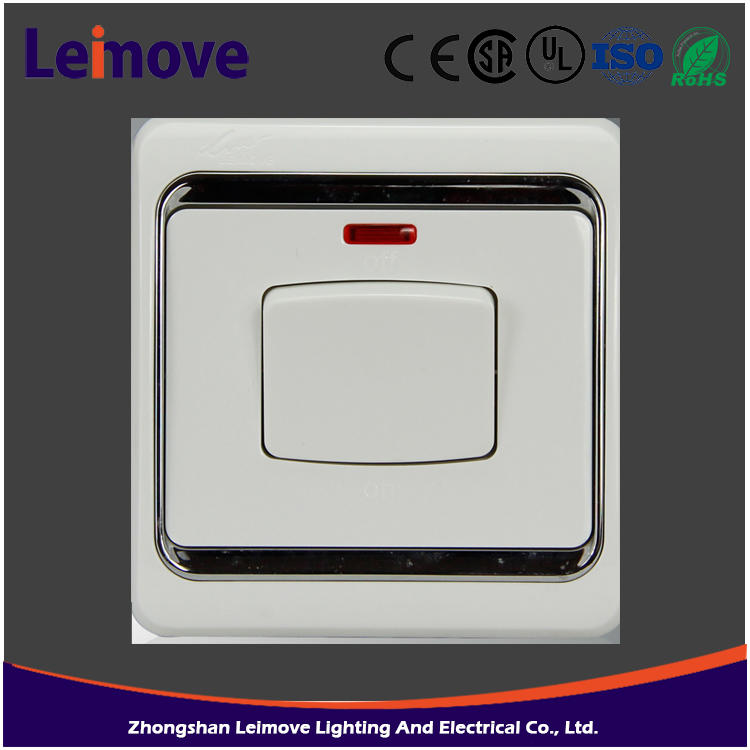 OEM/ODM Home wholesale one gang two way 45A tact switch