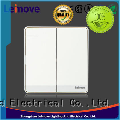 Leimove high-quality electric switch simple structure for light