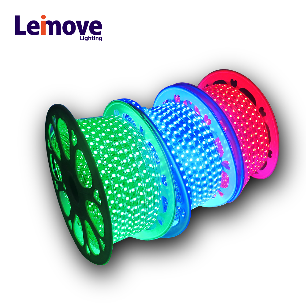 Wholesale high quality long life rgb smd led strip light for lighting decoration