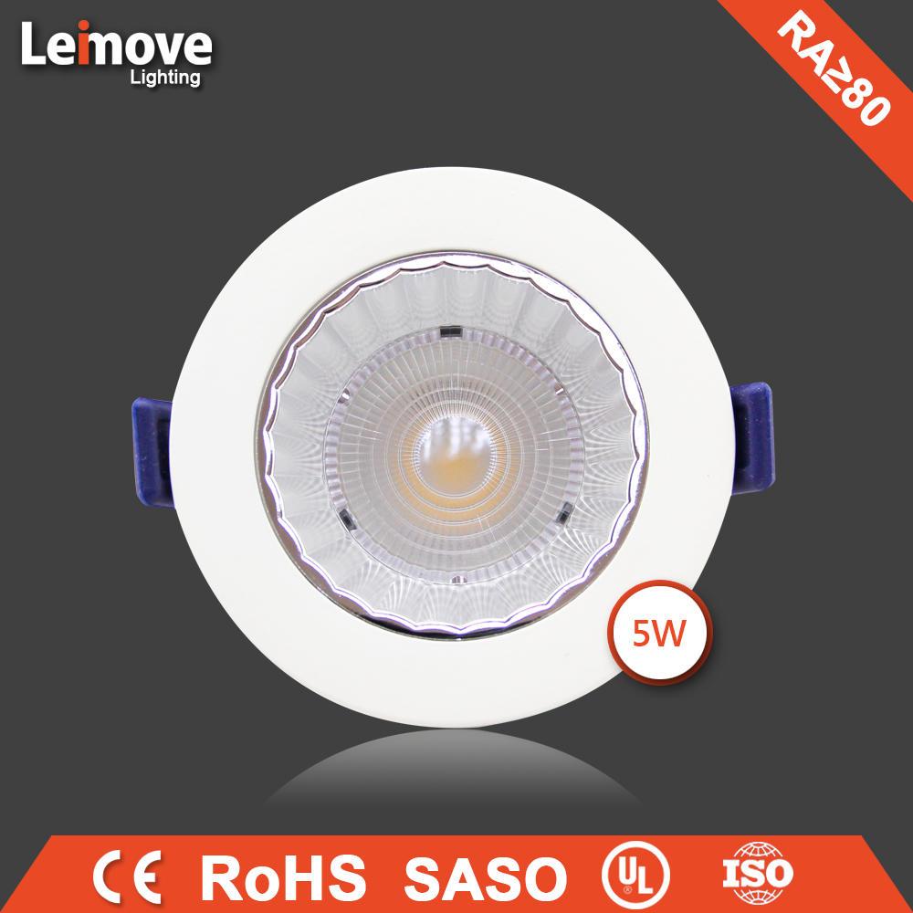 led ceiling downlight down light led 5w