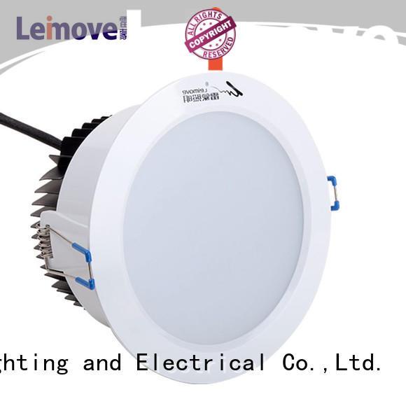 Leimove anti-dazzling bathroom led downlights custom made for wholesale