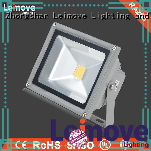 Leimove free sample best led flood light for project