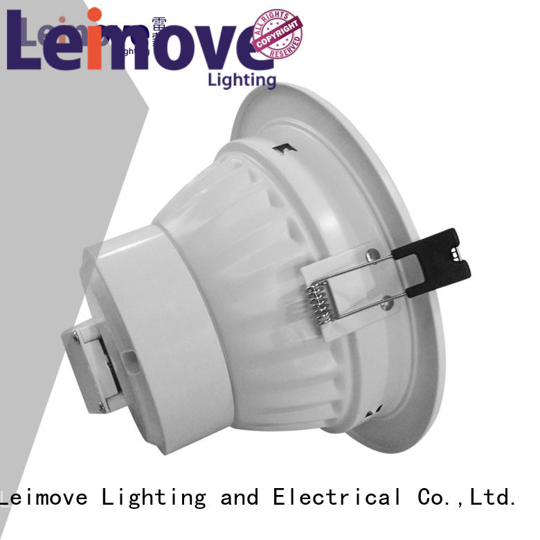 commercial illumination adjustable led downlights energy-saving custom made for customization