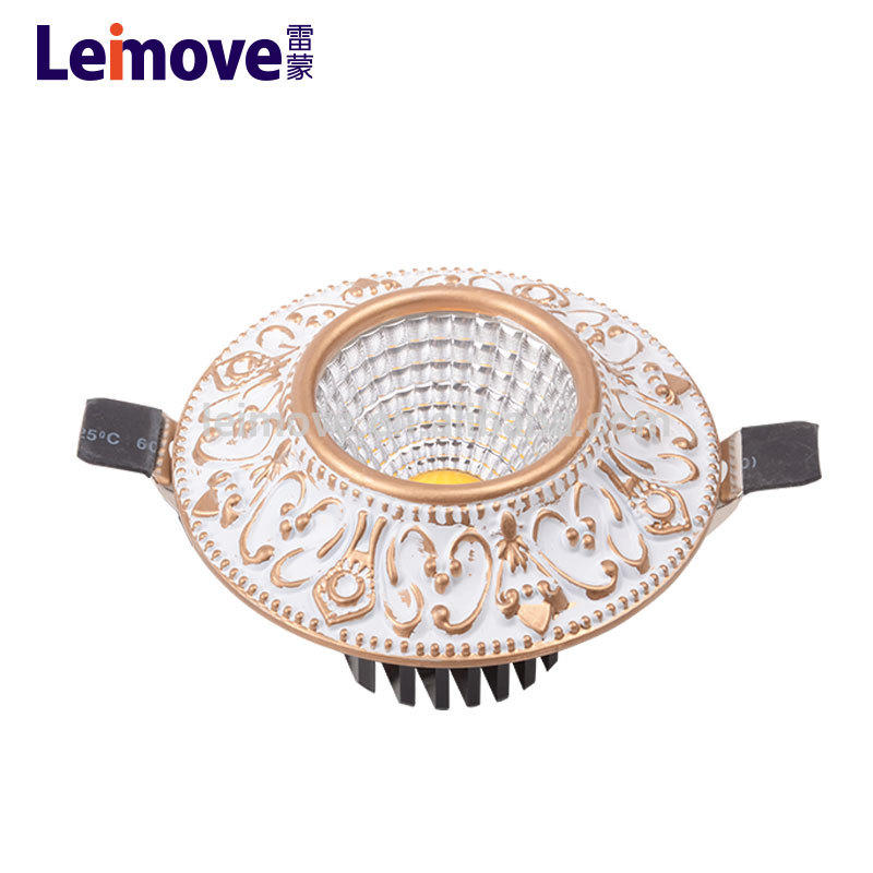 high efficient led downlight for shower room in best price