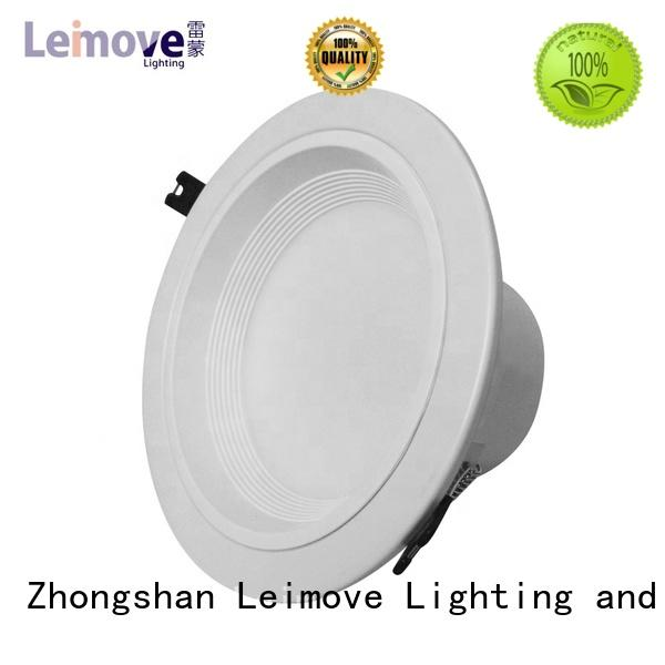 Leimove commercial illumination dimmable led downlights surface mounted for sale