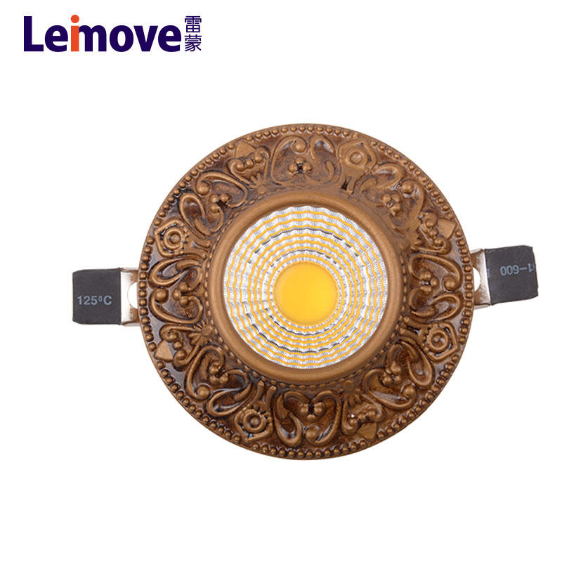 High-grade European series 10W COB downlight