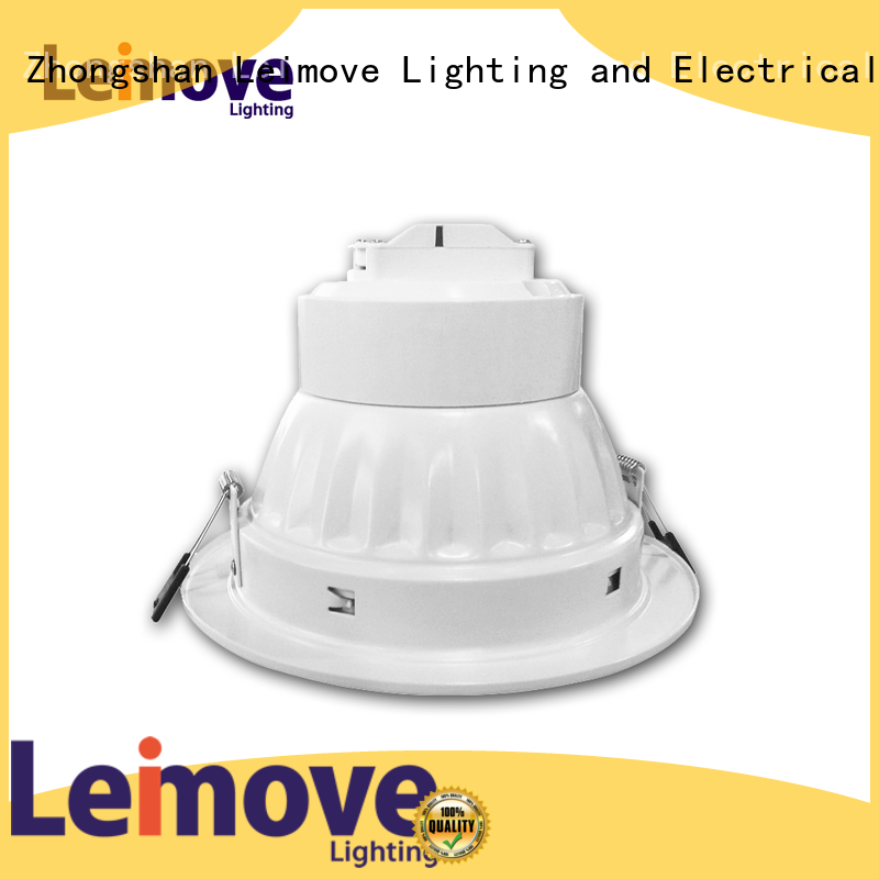 Leimove recessed bathroom led downlights custom made for wholesale