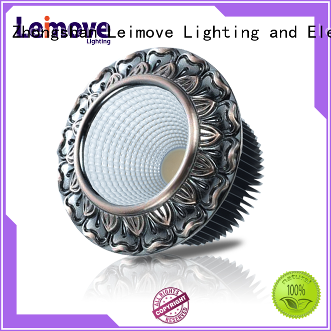 Leimove cheap price white led spotlights recessed for sale