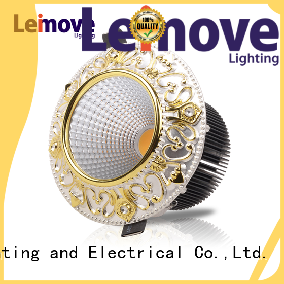 Leimove cob slim led downlights custom made for sale
