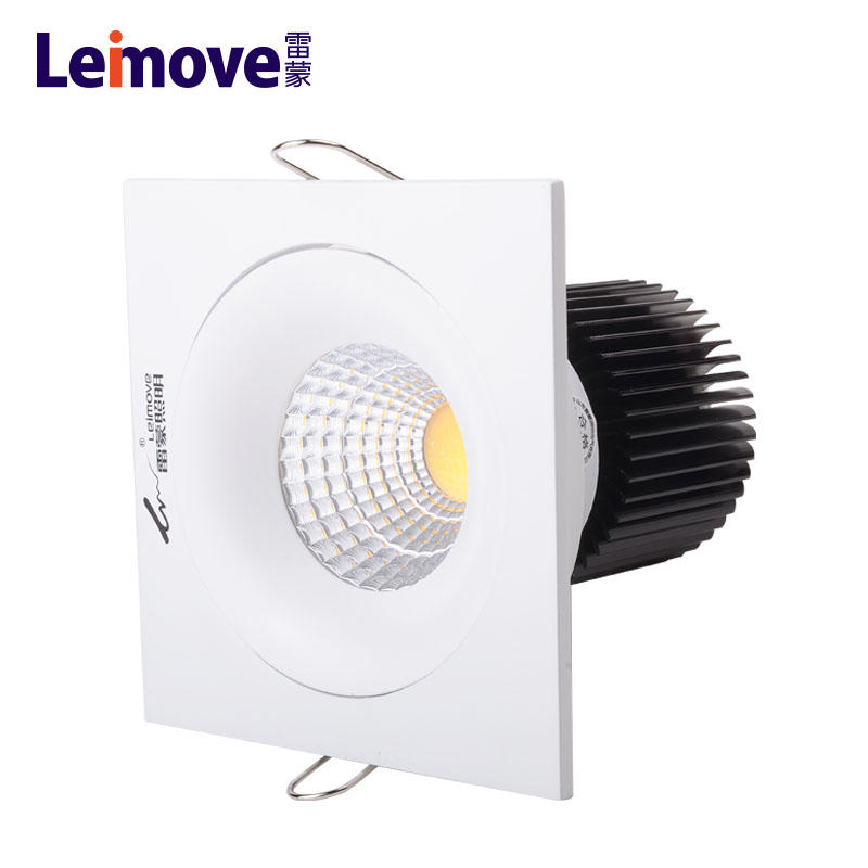 10W high powered daylight led ceiling light