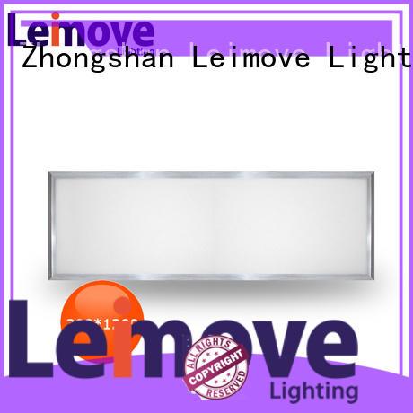 Leimove energy-saving led ceiling panel lights high-quality for sale