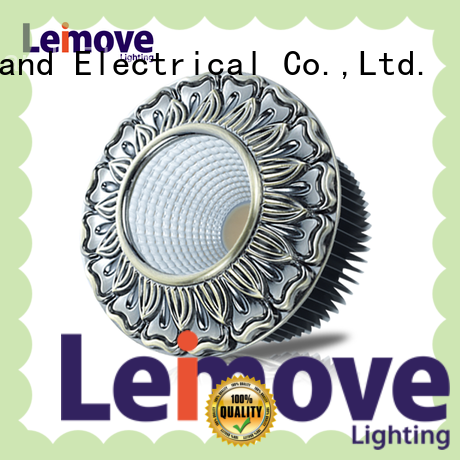 Leimove copper high power led spotlight recessed for sale